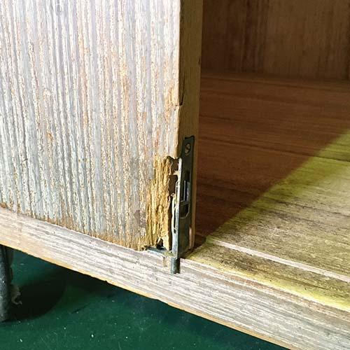タンス・キャビネット・食器棚・本棚の修理